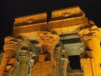 Kom Ombo at Night 1